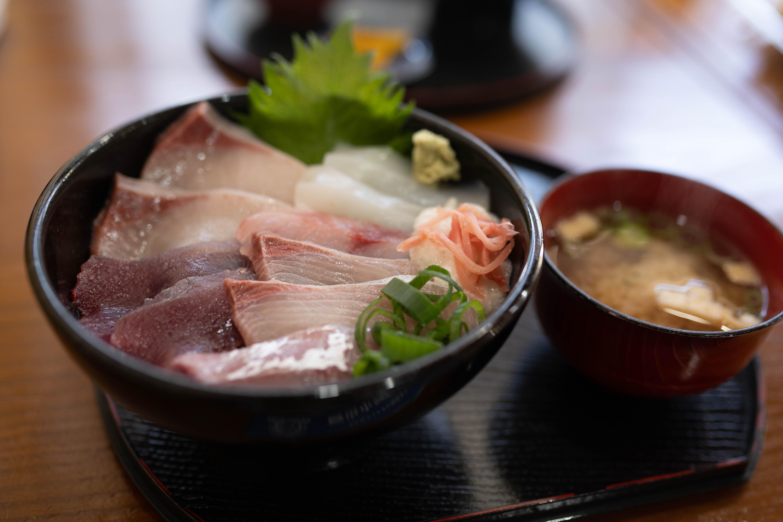 山本鮮魚店食堂 海鮮