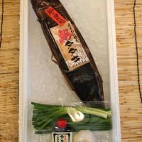 生かつおの藁焼きタタキセット